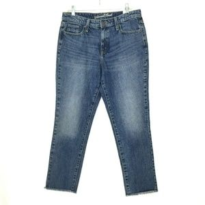 Universal Thread High Rise Straight Relaxed Jeans
